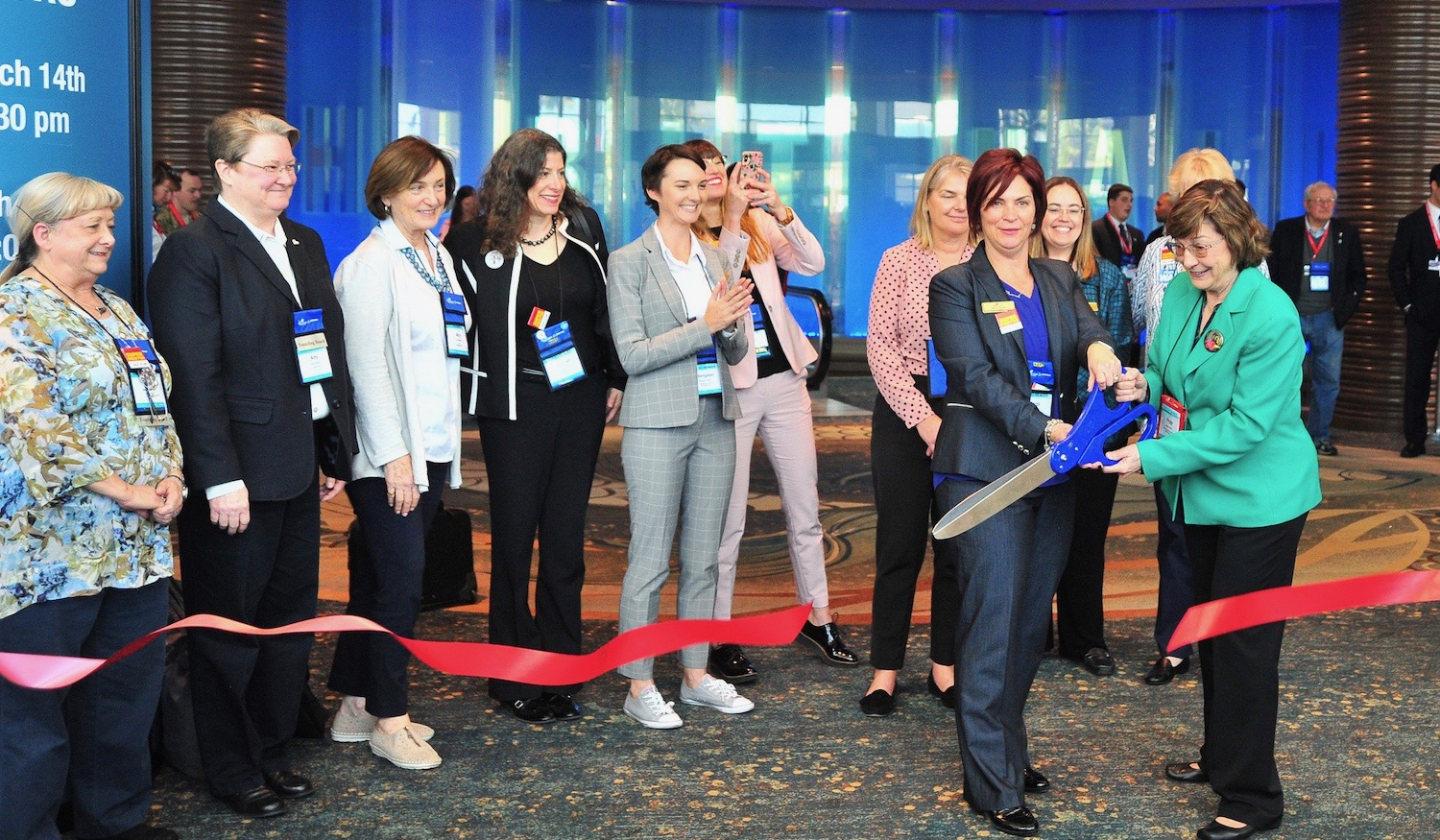 2019 Women in Aviation International Conference: A Lesson About Persistence