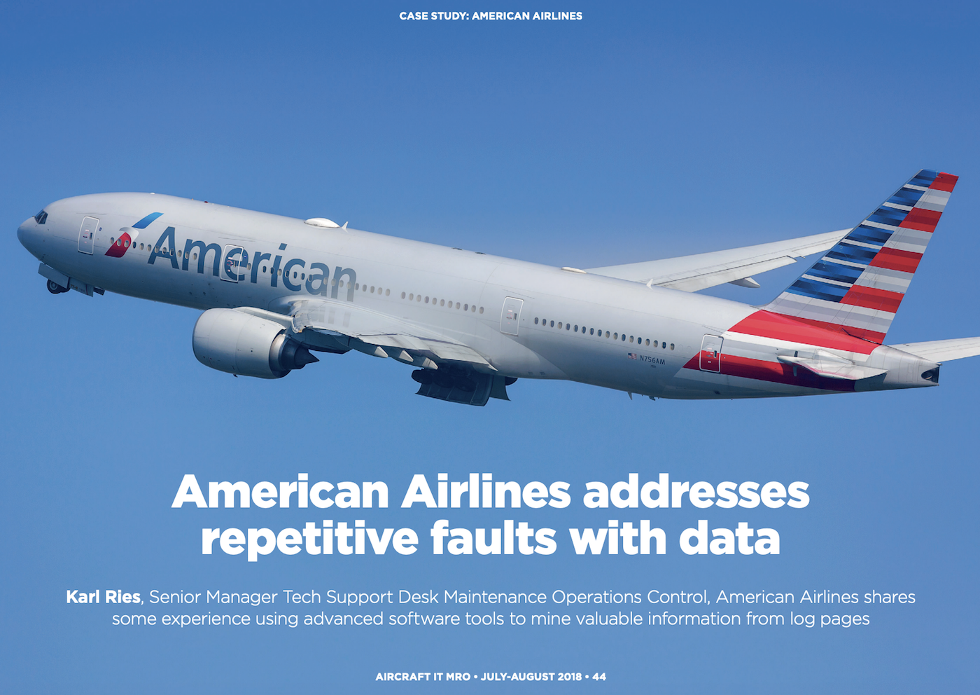 American Airlines Cover